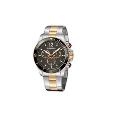 SEAFORCE CHRONO Ø43, 2T case, grey/3N dial, 2T bracelet - W